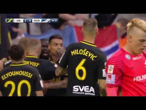 AIK har just gjort 2-0